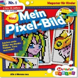 Mein Pixel-Bild