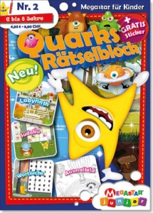 Quarks Rätselblock