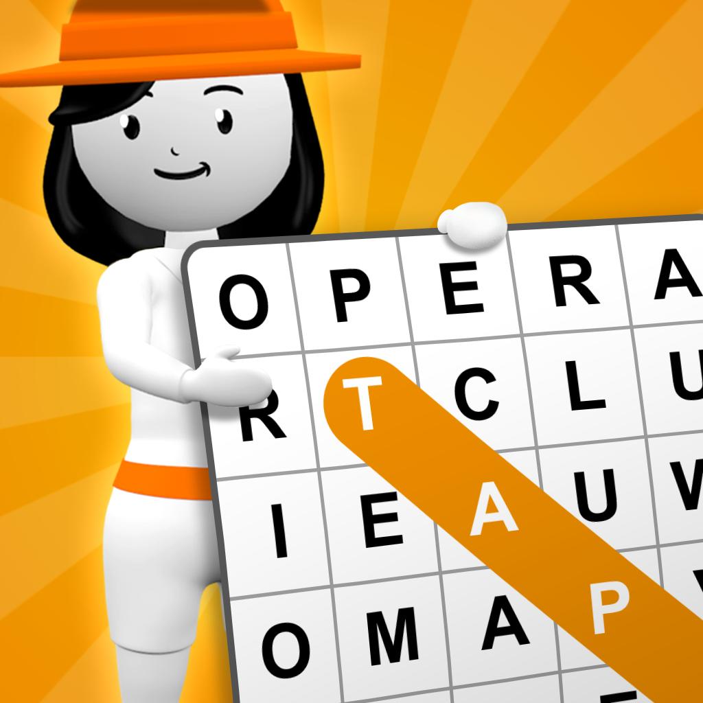 Sopas de letras app