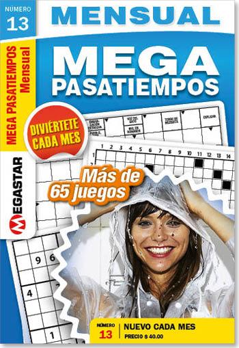 MEGAPASATIEMPOS MENSUAL MEXICO