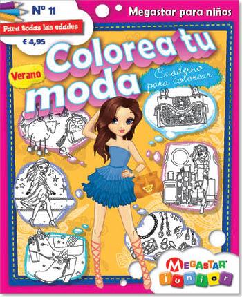 COLOREA TU MODA