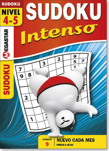SUDOKU INTENSO MEXICO