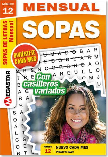SOPAS MENSUAL MEXICO