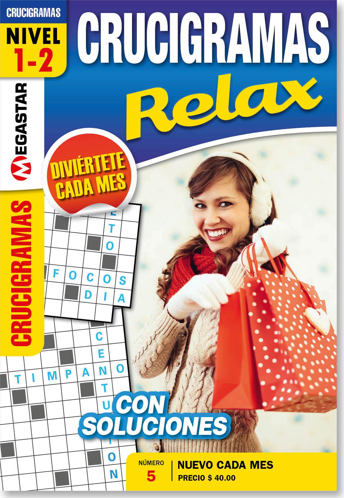 CRUCIGRAMAS RELAX MEXICO