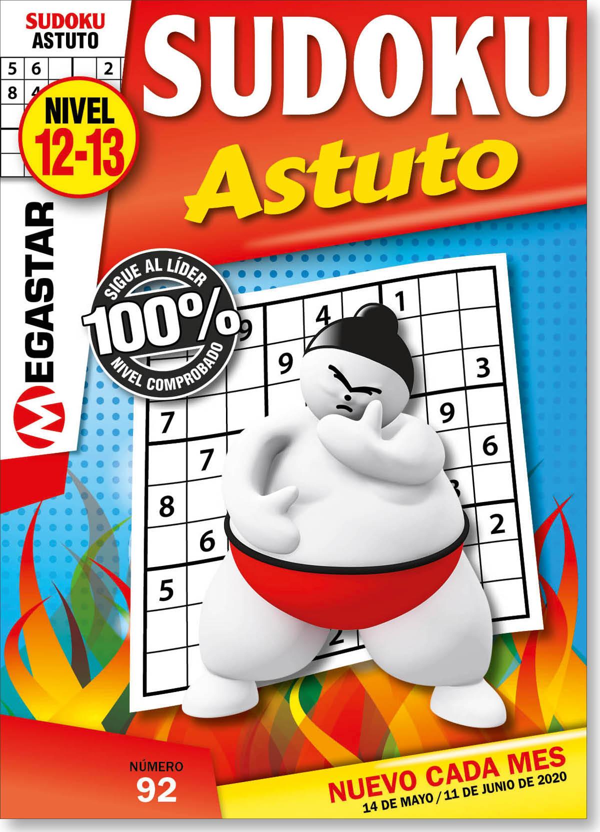 Sudoku Astuto Nivel 12-13