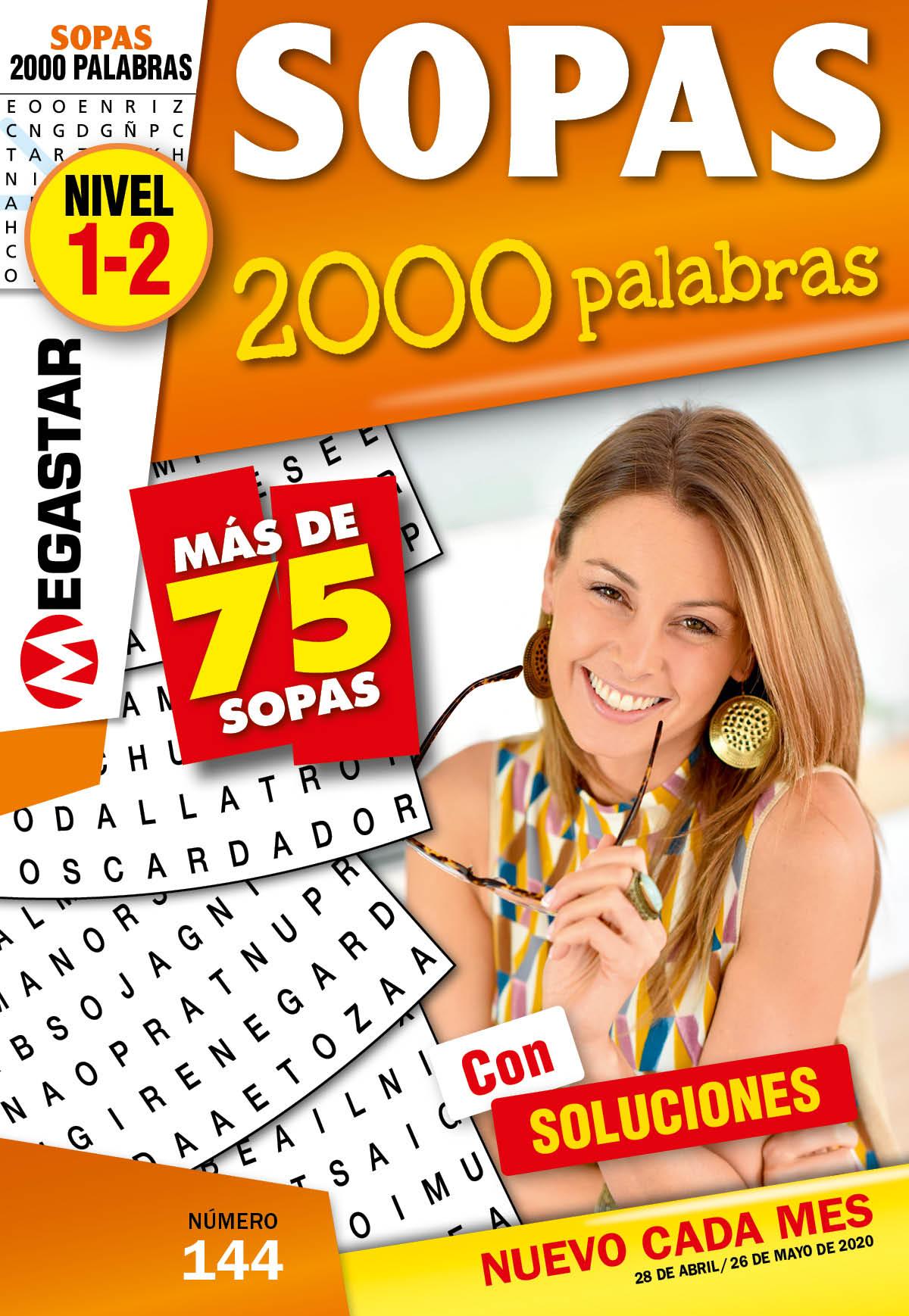 Sopas 2000 Palabras