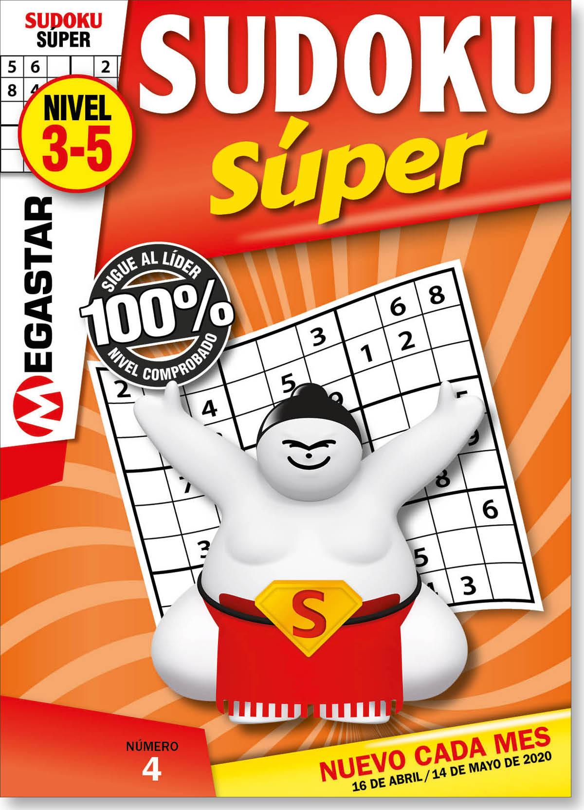 Sudoku Súper Nivel 3-5