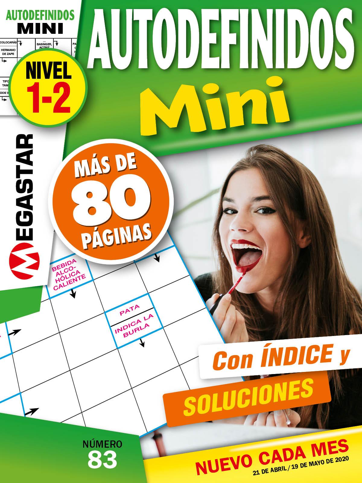 Autodefinidos Mini 1-2