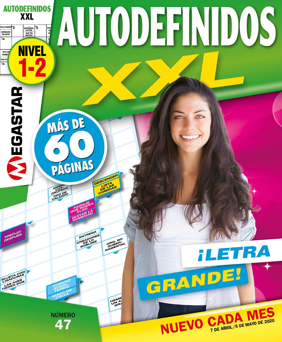 Autodefinidos XXL