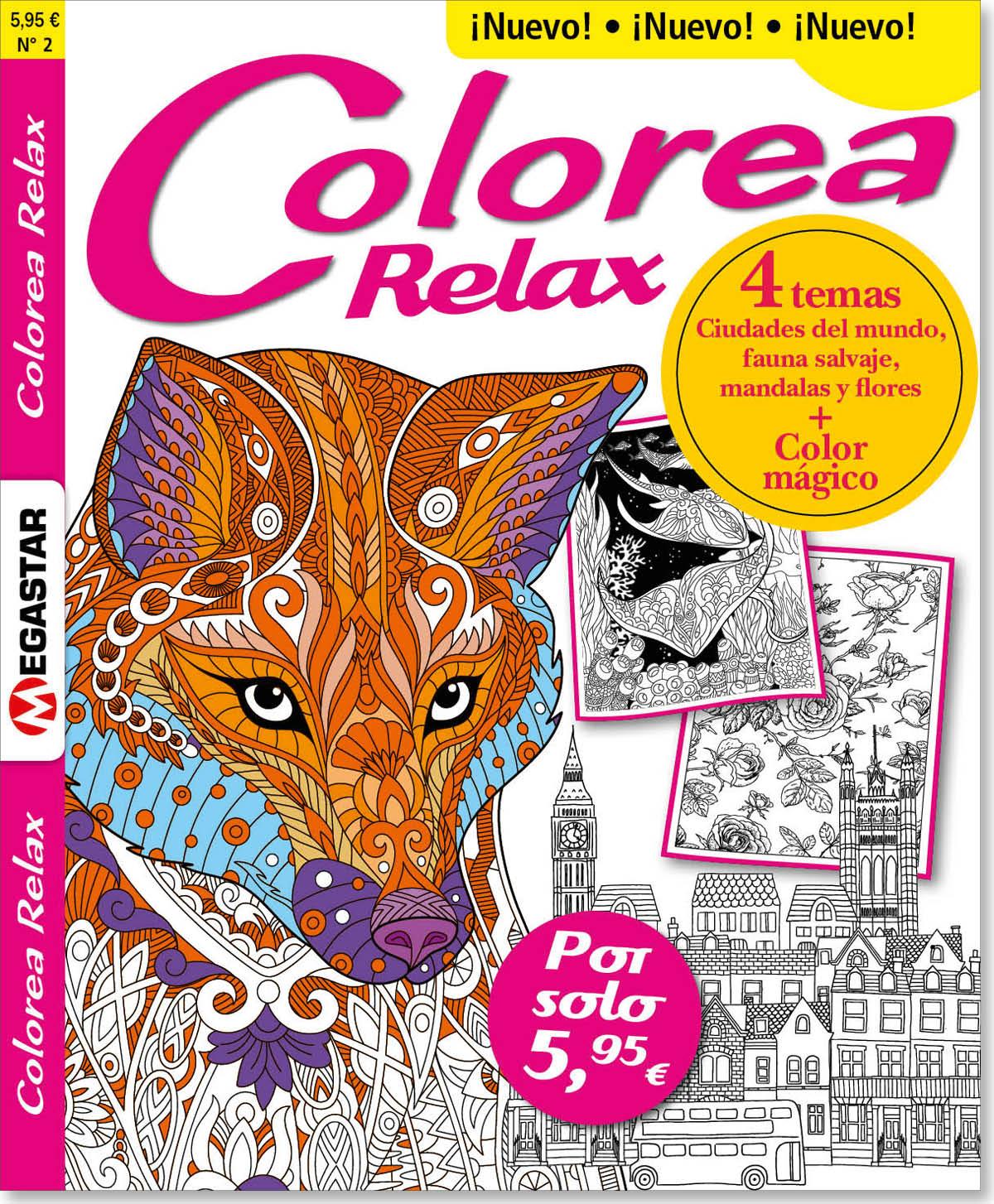 COLOREA RELAX