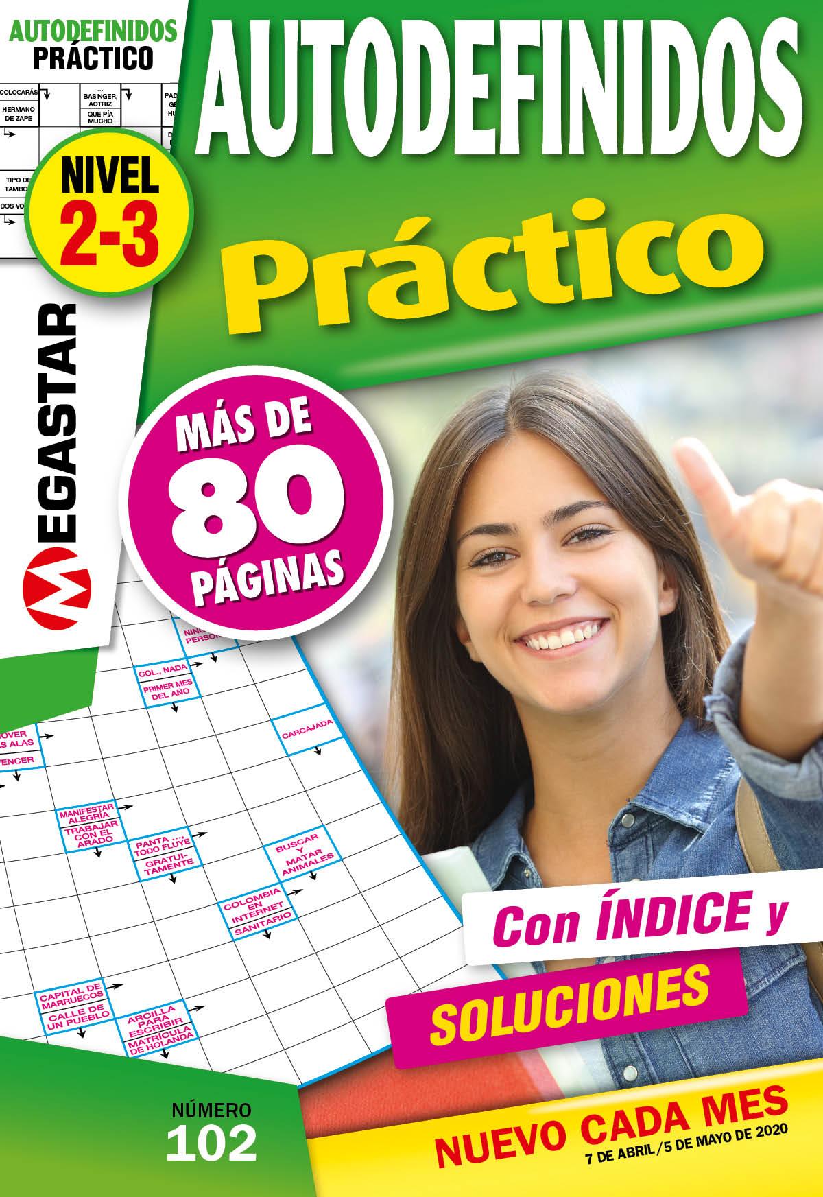 AUTODEFINIDOS PRÁCTICO NIVEL 2-3