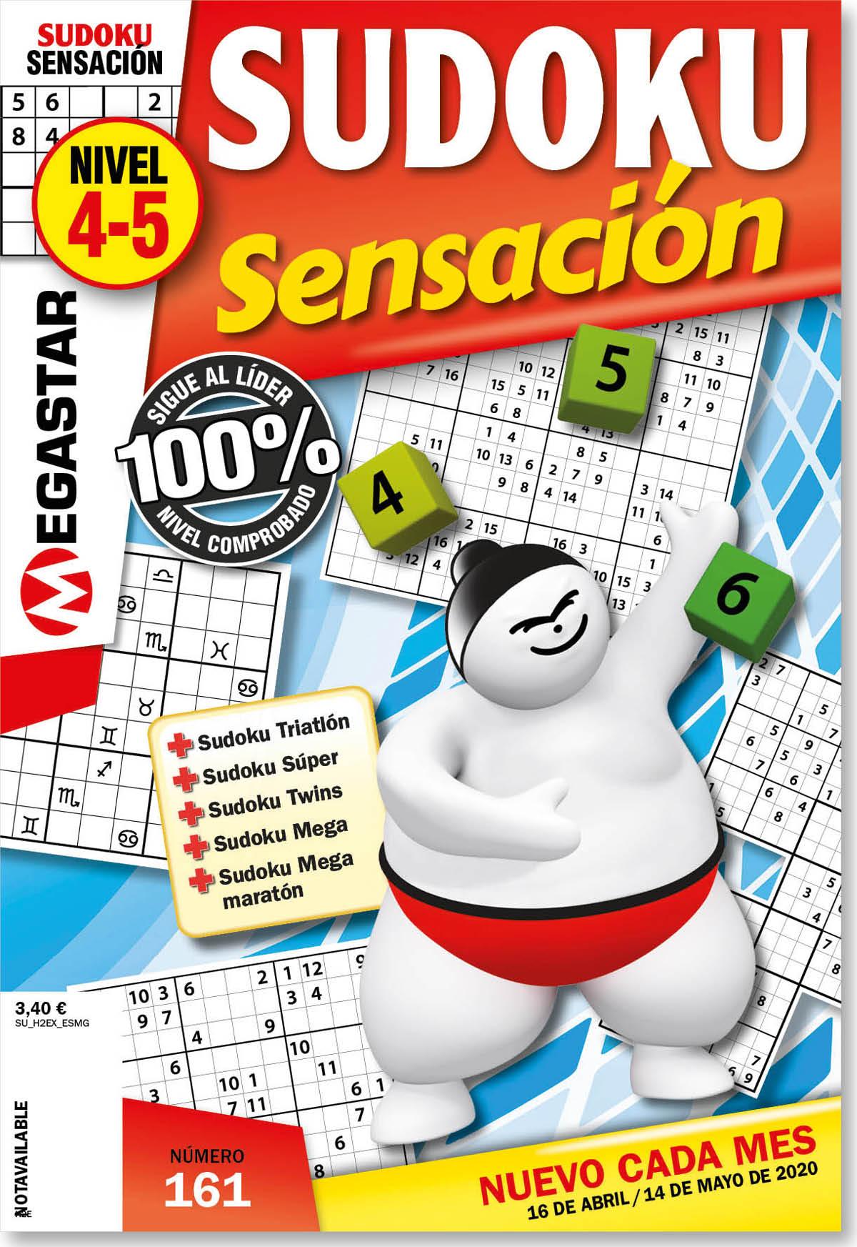Sudoku Sensación Nivel 4-5