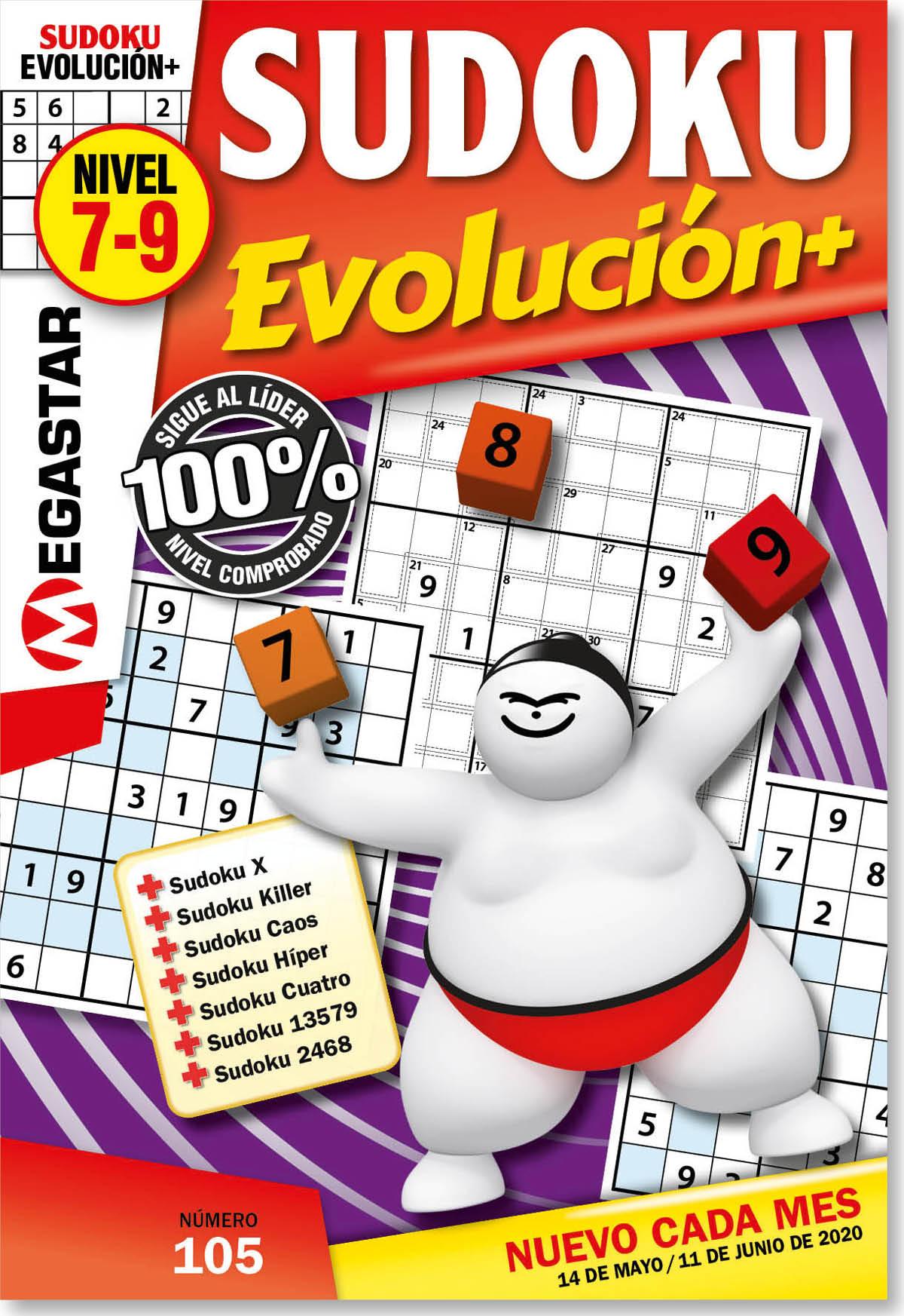 Sudoku Evolución Plus 7-9