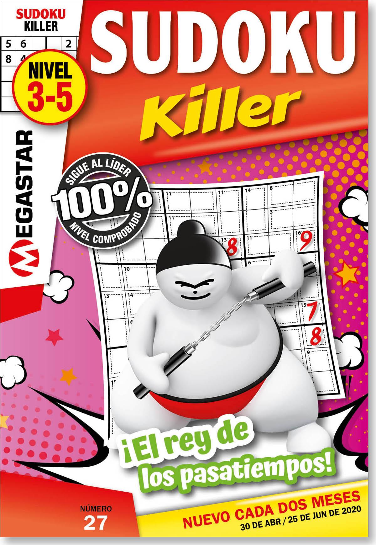 Sudoku Killer Nivel 3-5