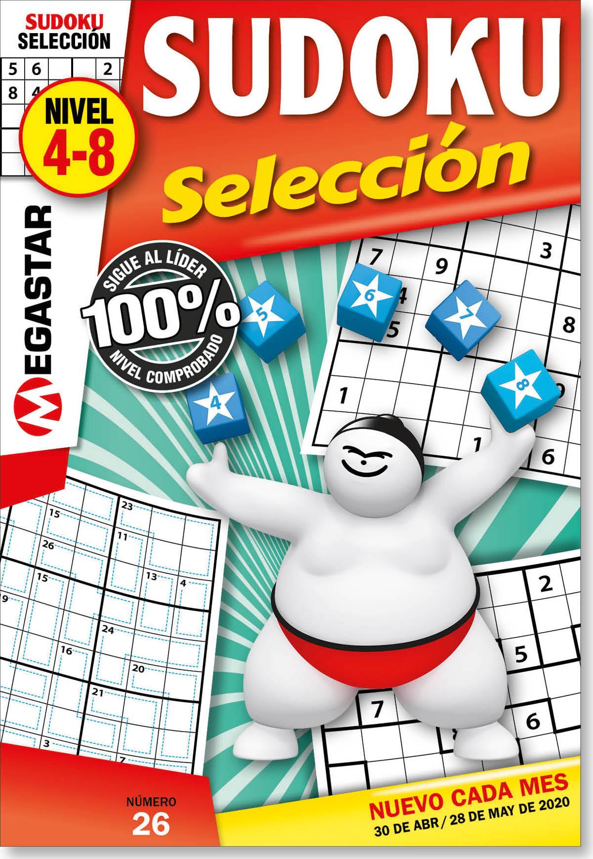 Sudoku Selección Nivel 4-8