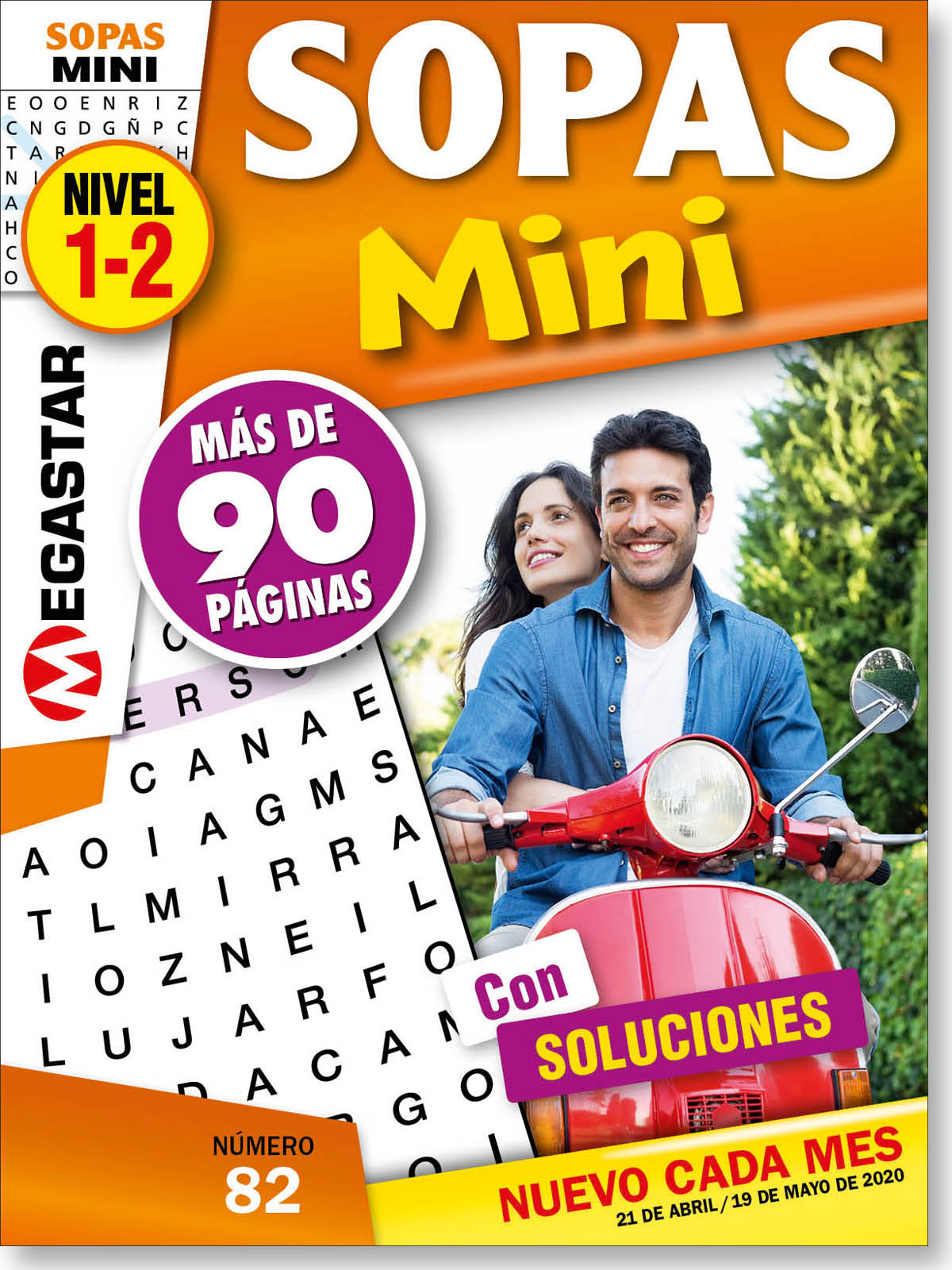 Sopas Mini 1-2