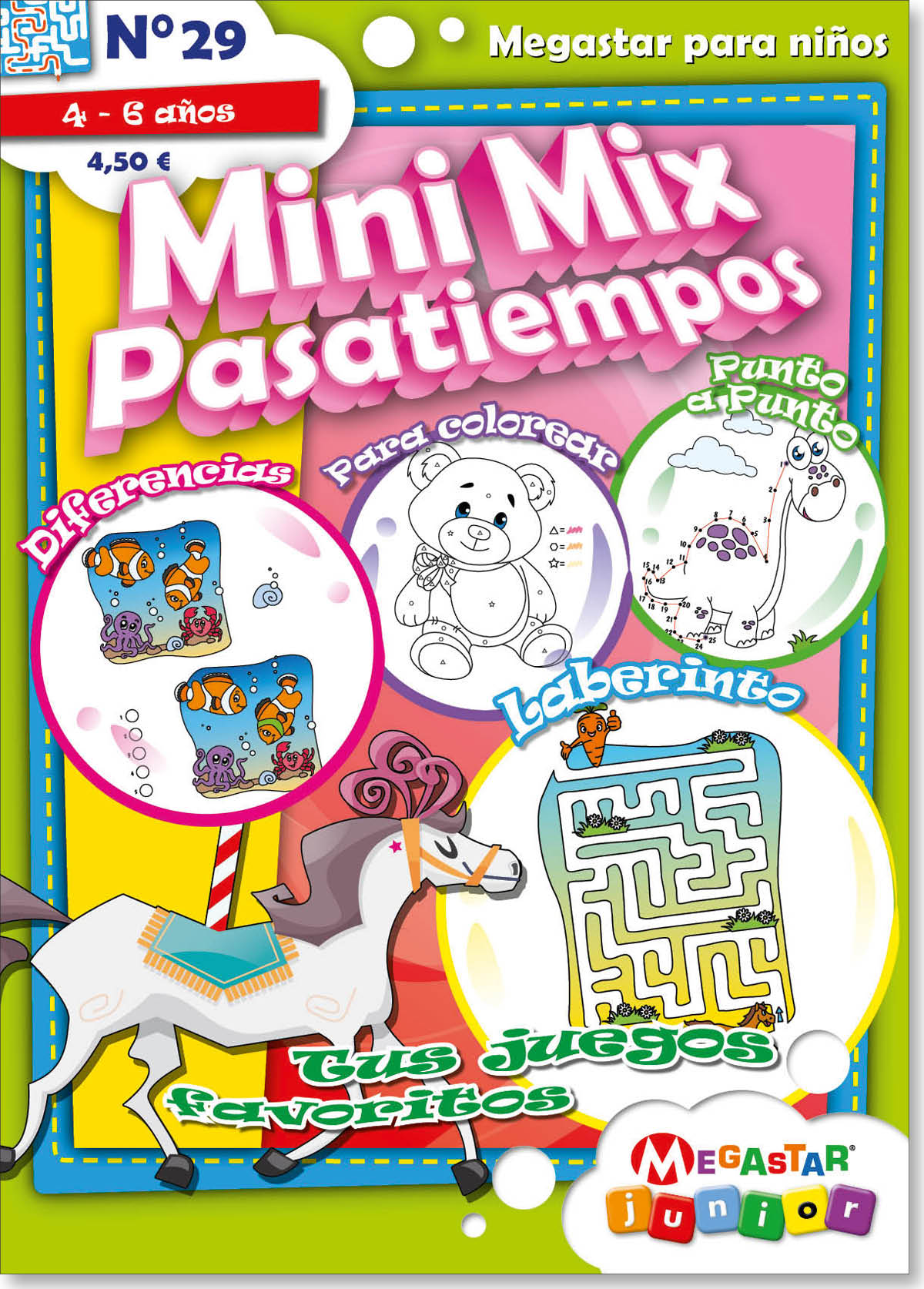 MINI MIX PASATIEMPOS