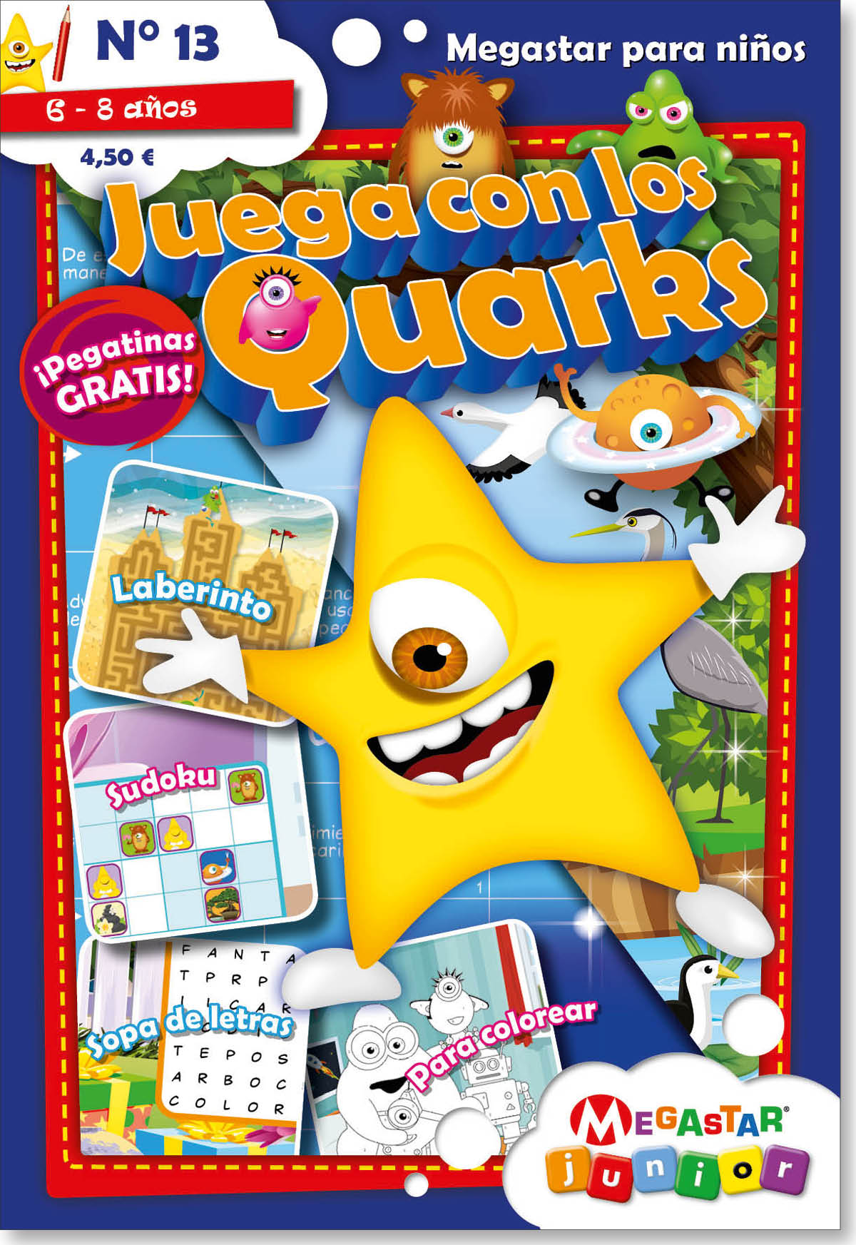 JUEGA CON LOS QUARKS
