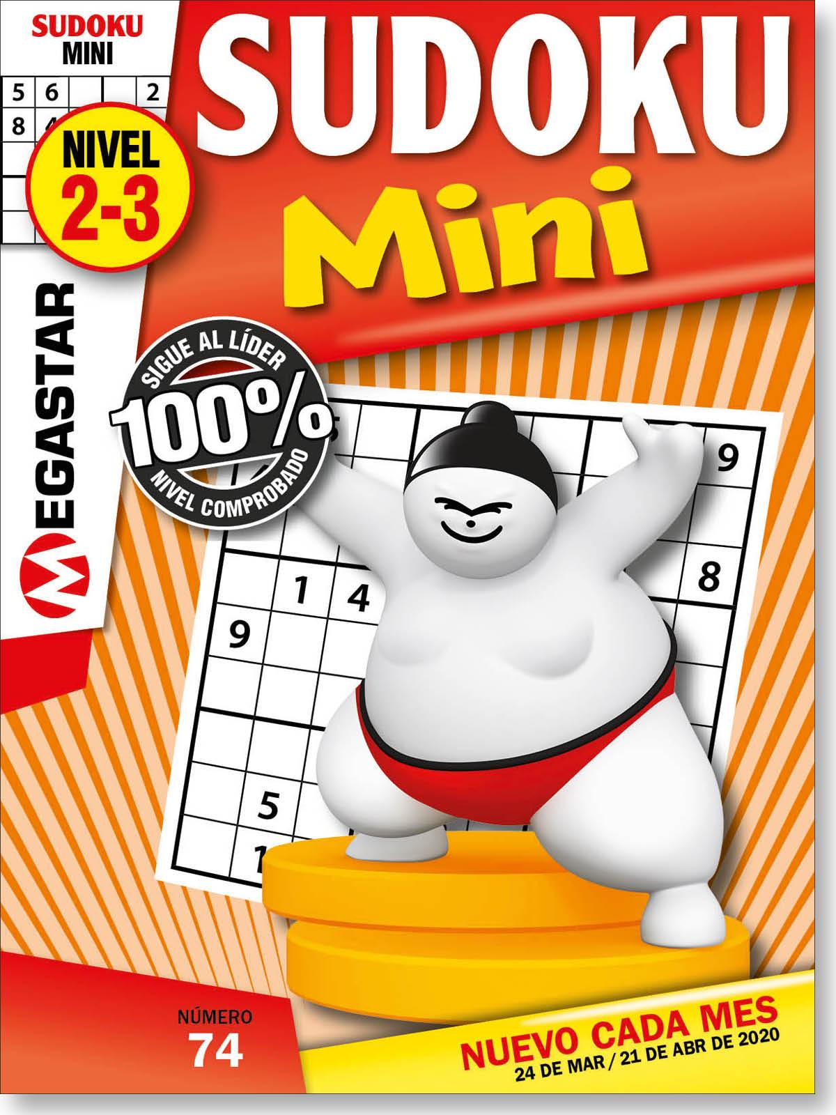 Sudoku Mini Nivel 2-3