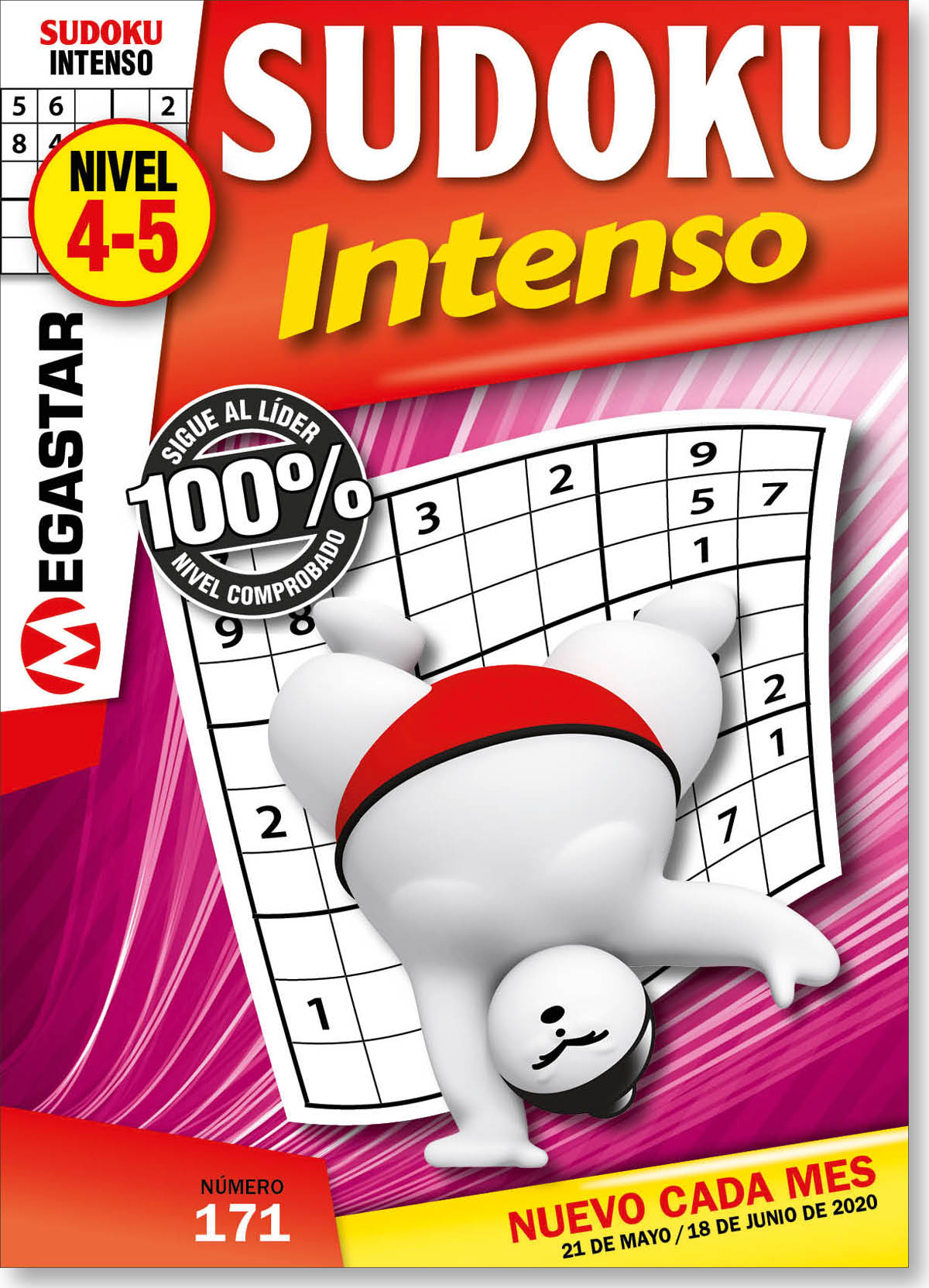Sudoku Intenso Nivel 4-5