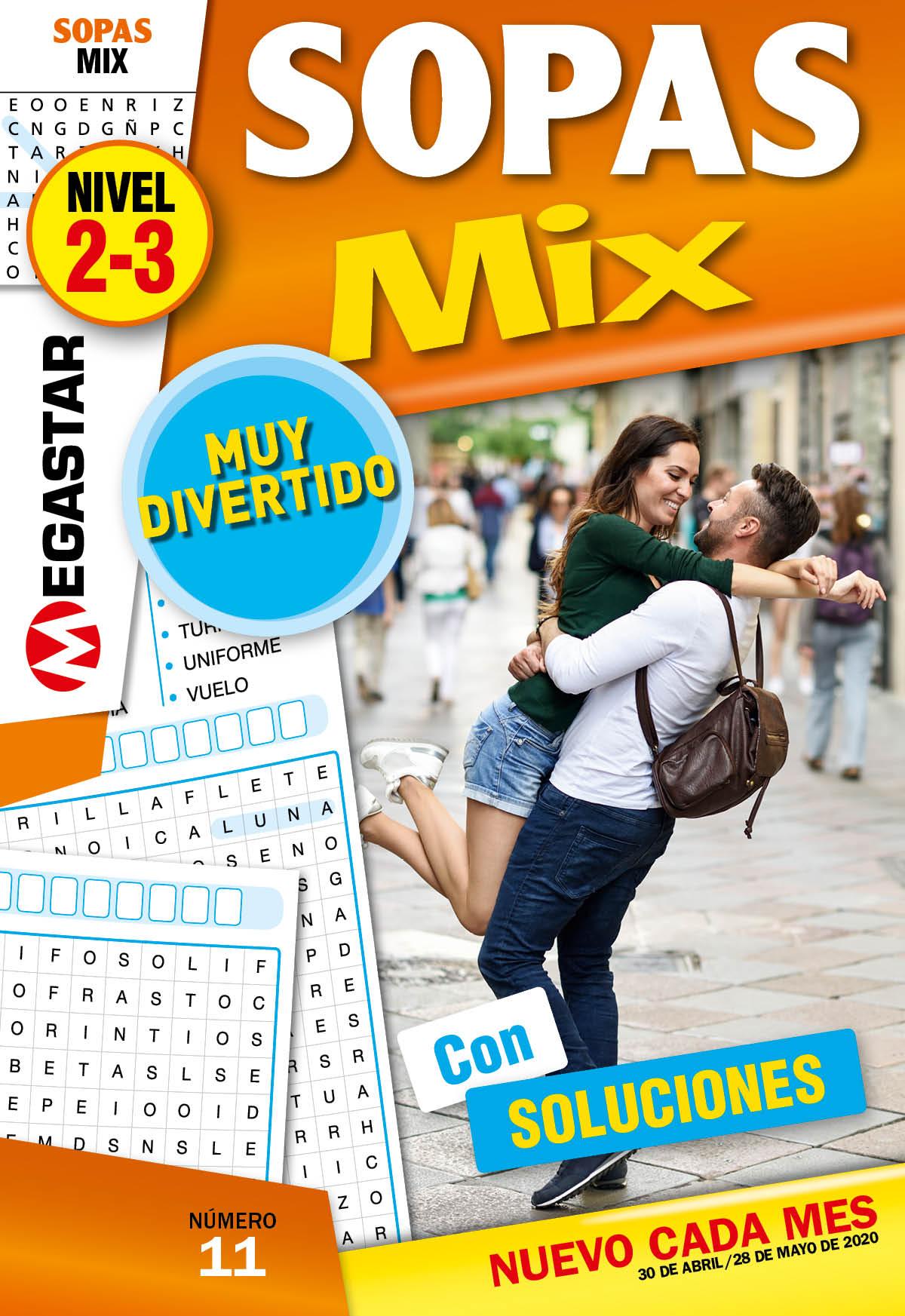 Sopas Mix Nivel 2-3