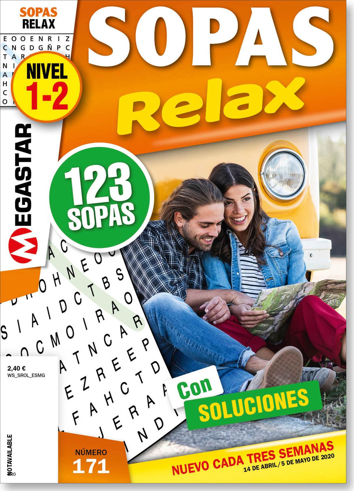 Sopas Relax 1-2