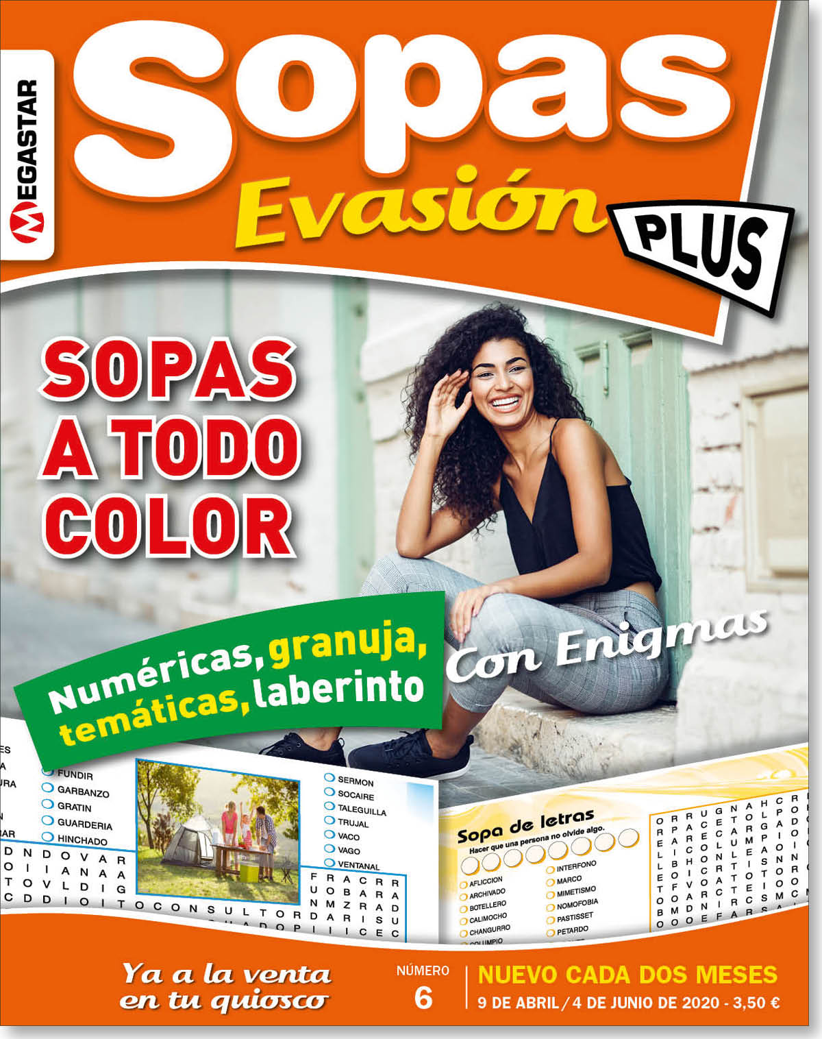 Sopas Evasión Plus (Nivel 1-3)