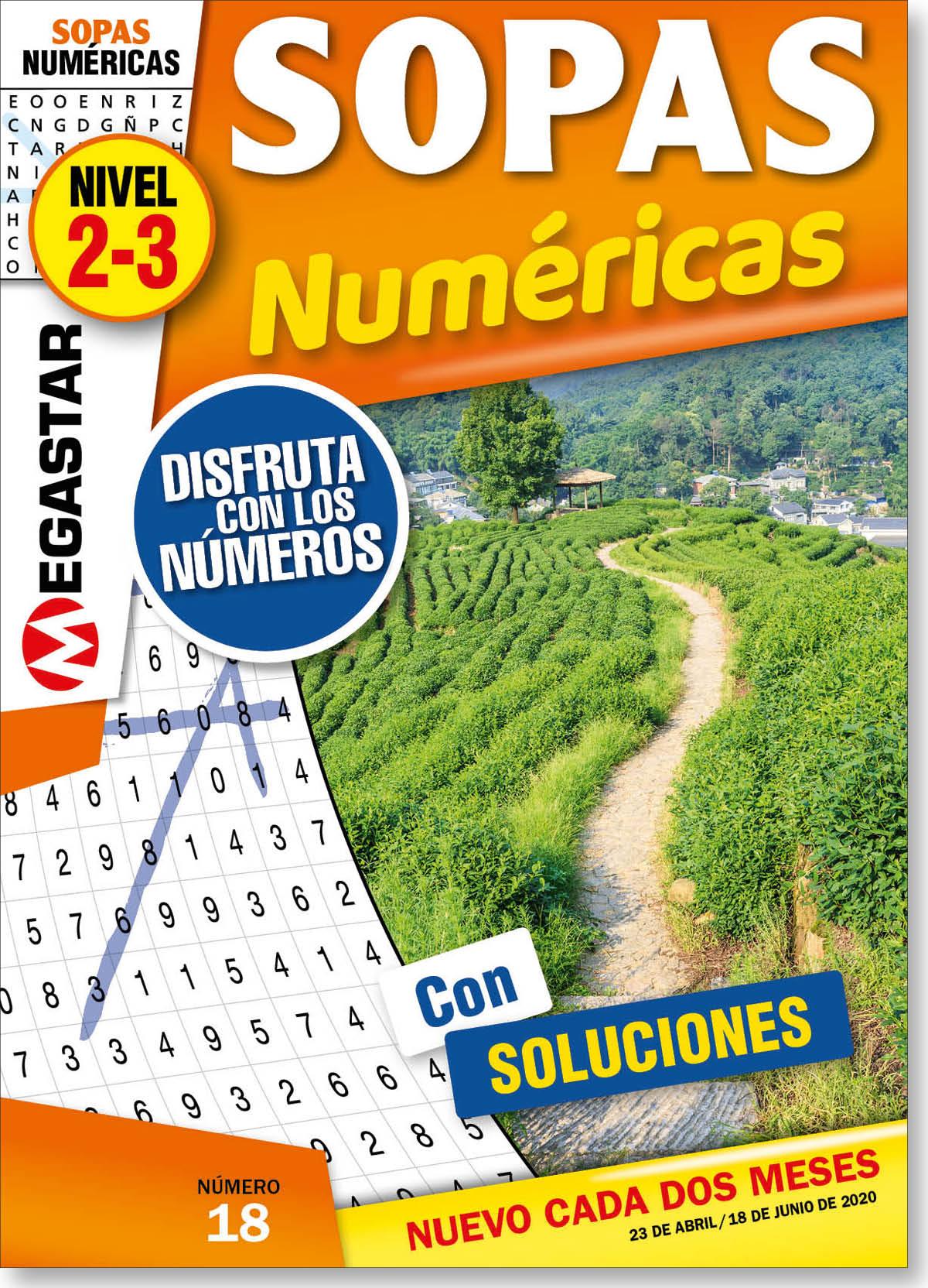 Sopas Numéricas 2-3