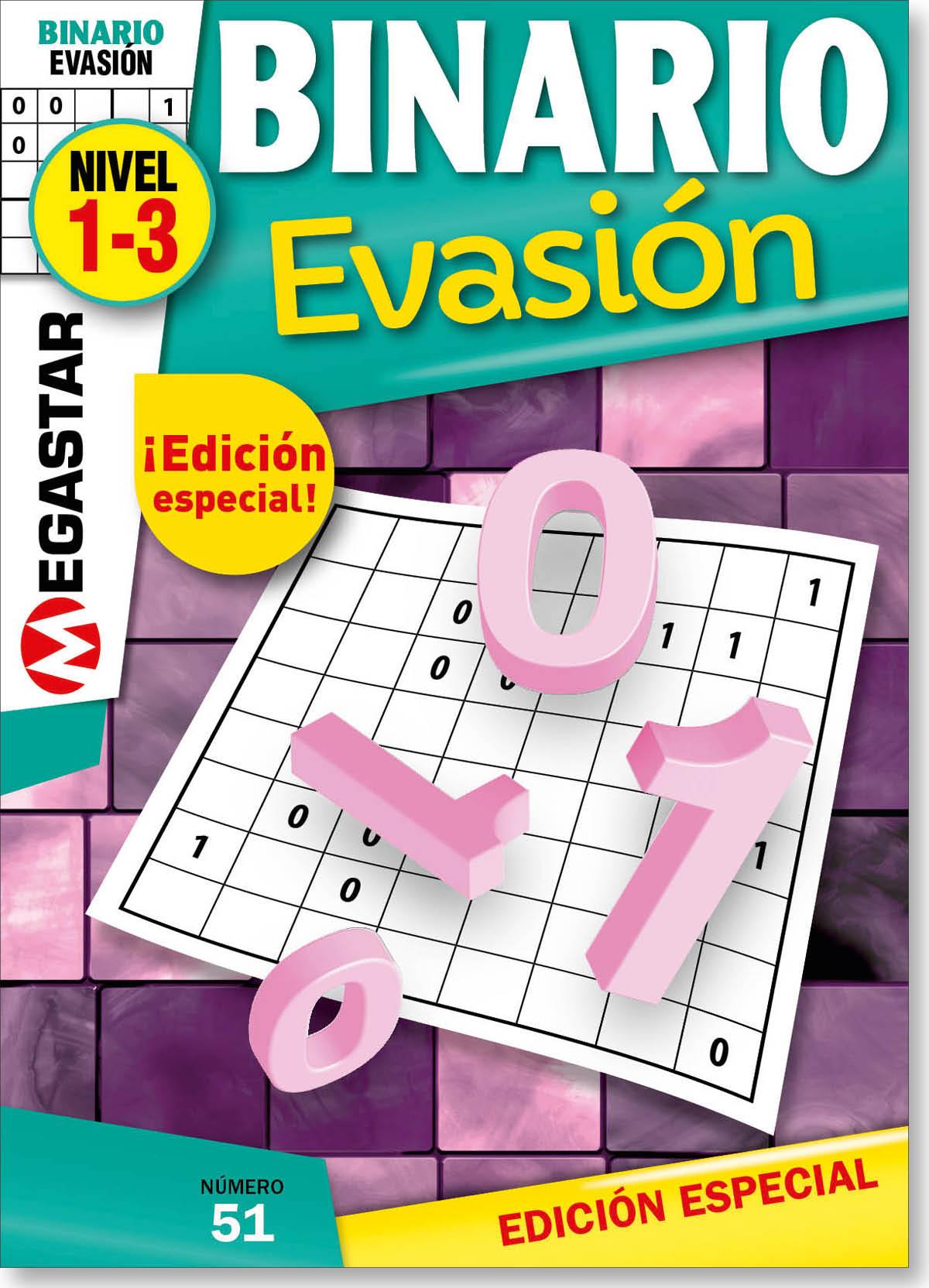 Binario Evasión Nivel 1-3