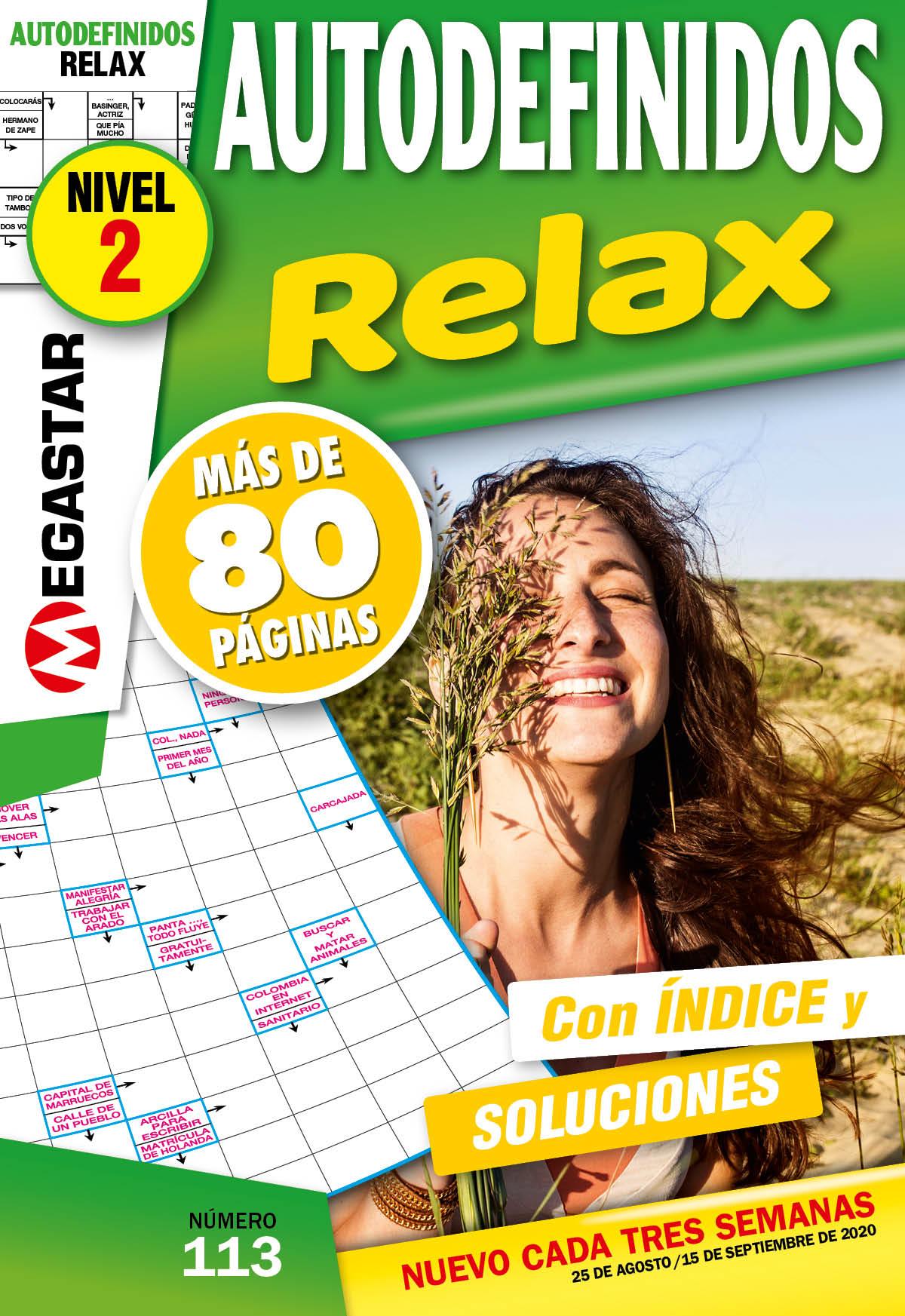 Autodefinidos Relax 2