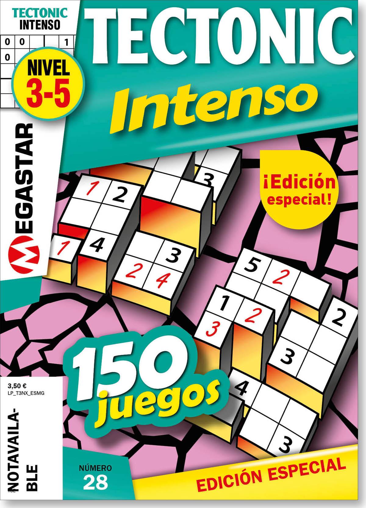 TECTONIC INTENSO NIVEL 3-5