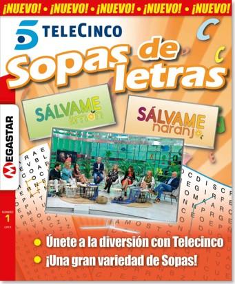 TELECINCO SOPAS DE LETRAS