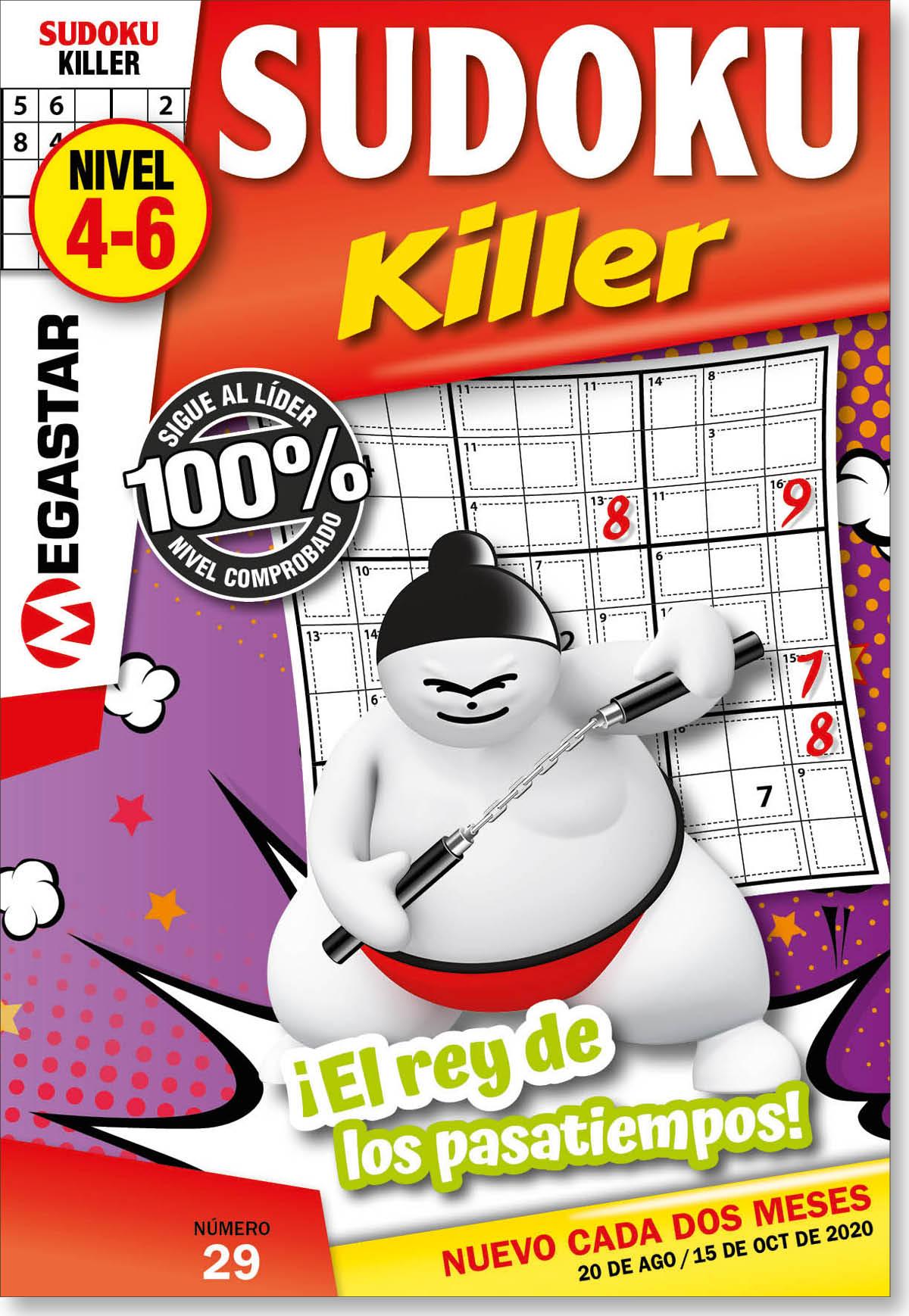 Sudoku Killer Nivel 4-6