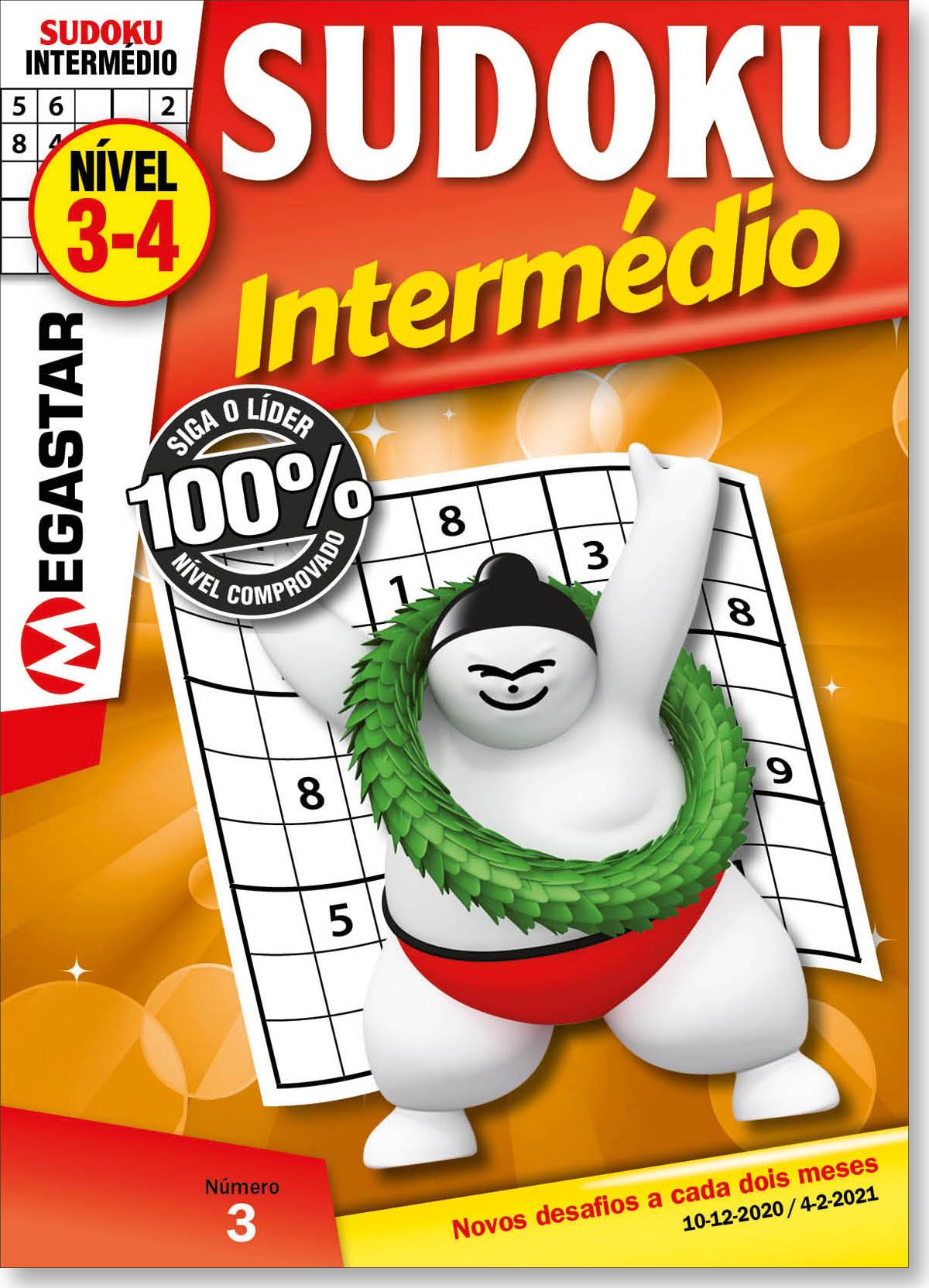 Sudoku Intermédio 3-4