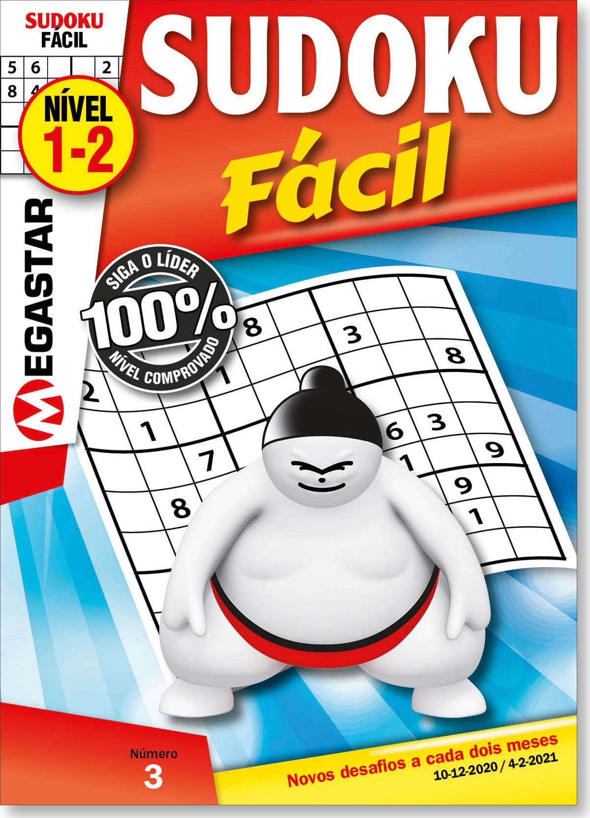 Sudoku Fácil 1-2