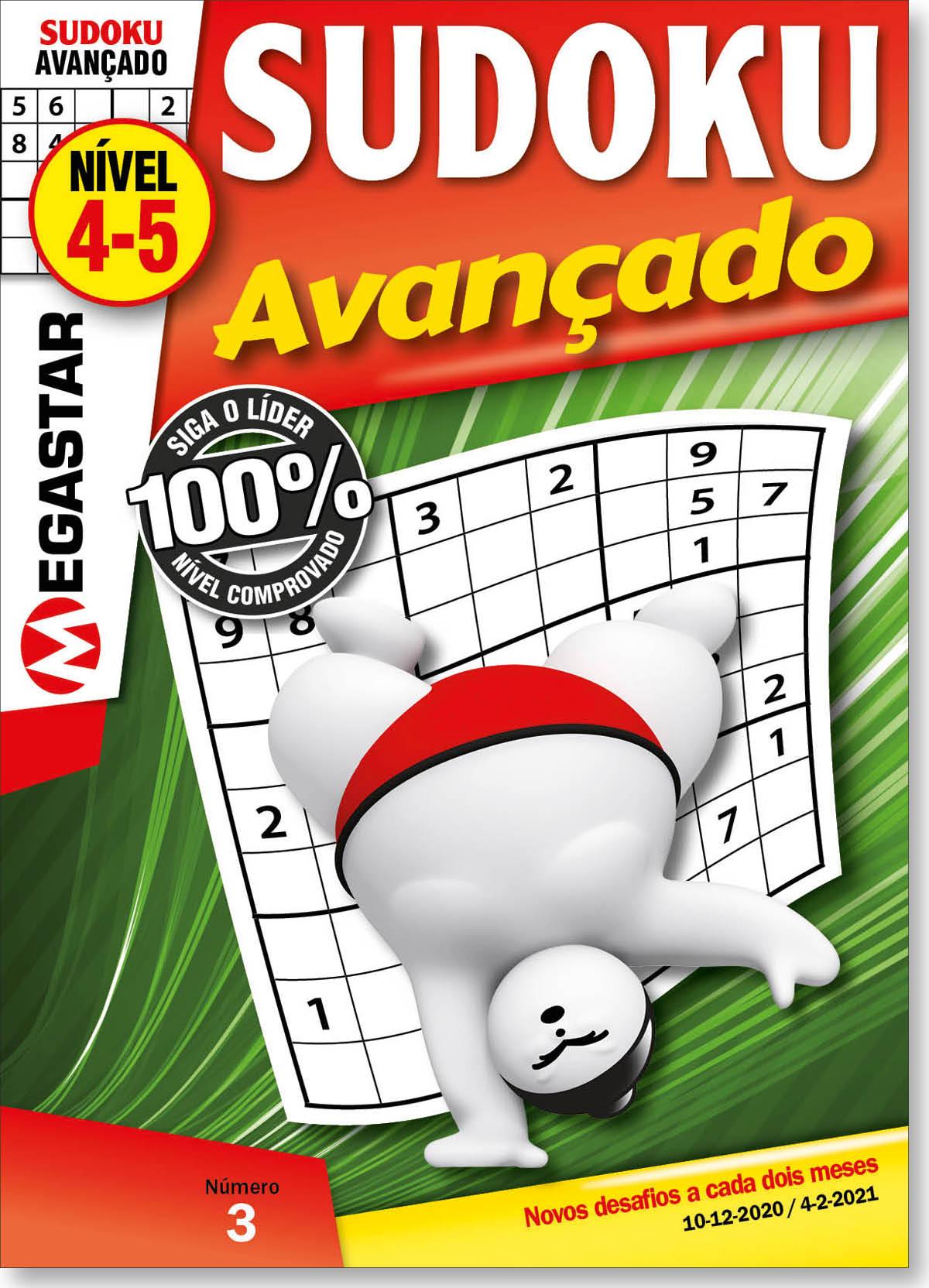 Sudoku Avançado 4-5