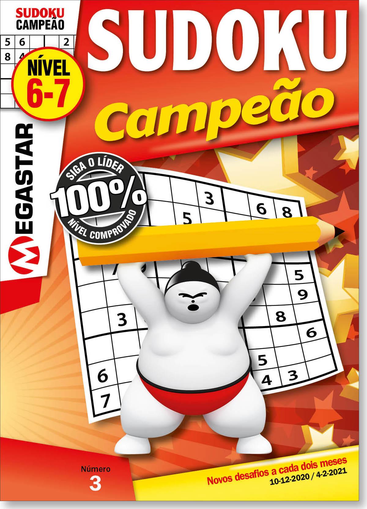 Sudoku campeão 6-7
