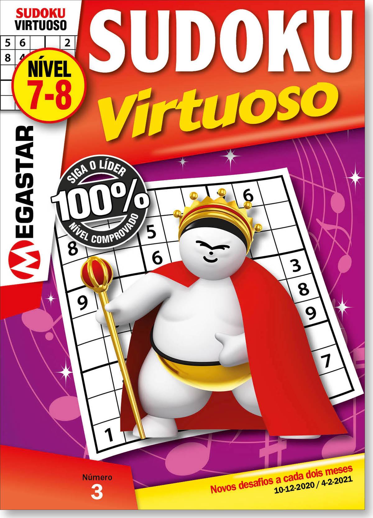 Sudoku virtuoso 7-8