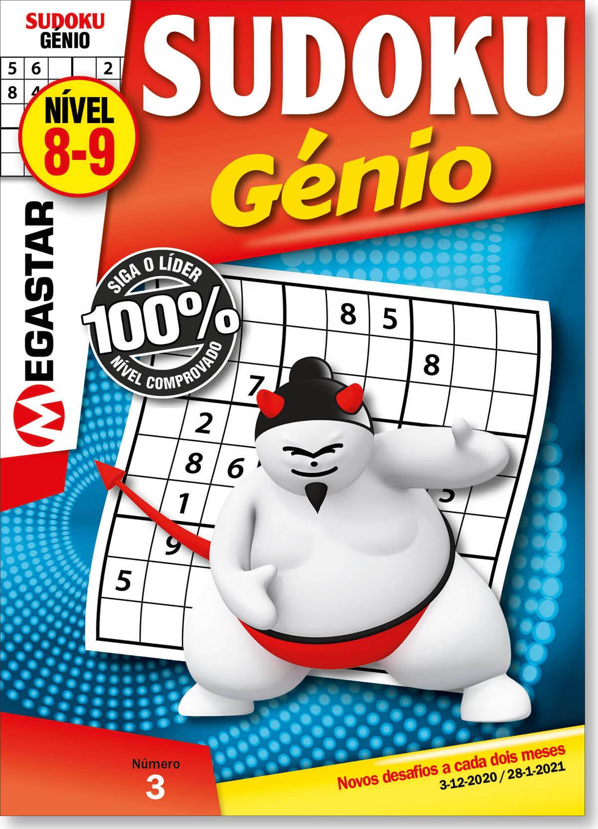 Sudoku Génio 8-9