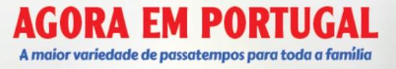 AGORA EM PORTUGAL