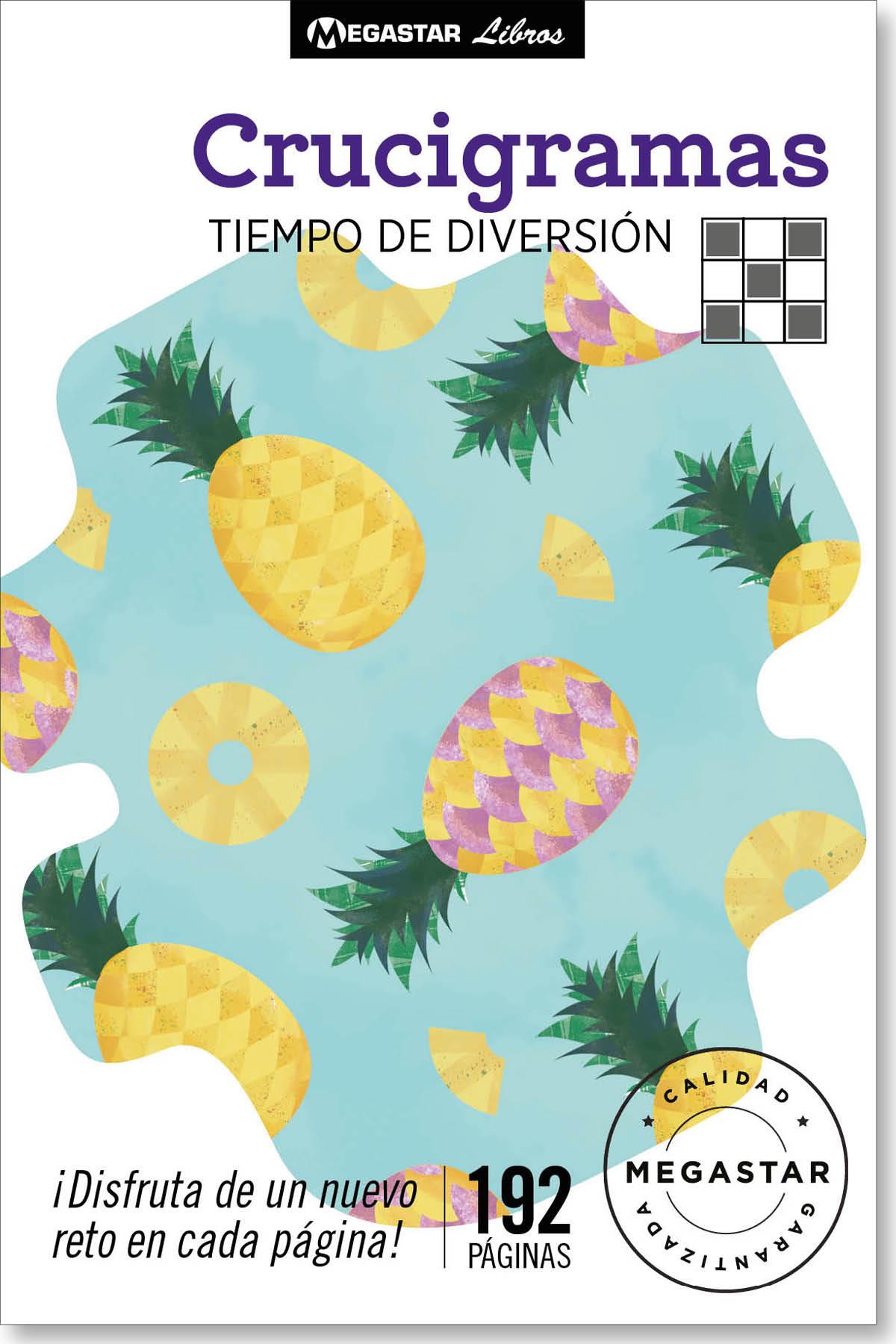 Crucigramas Tiempo de Diversión vol2