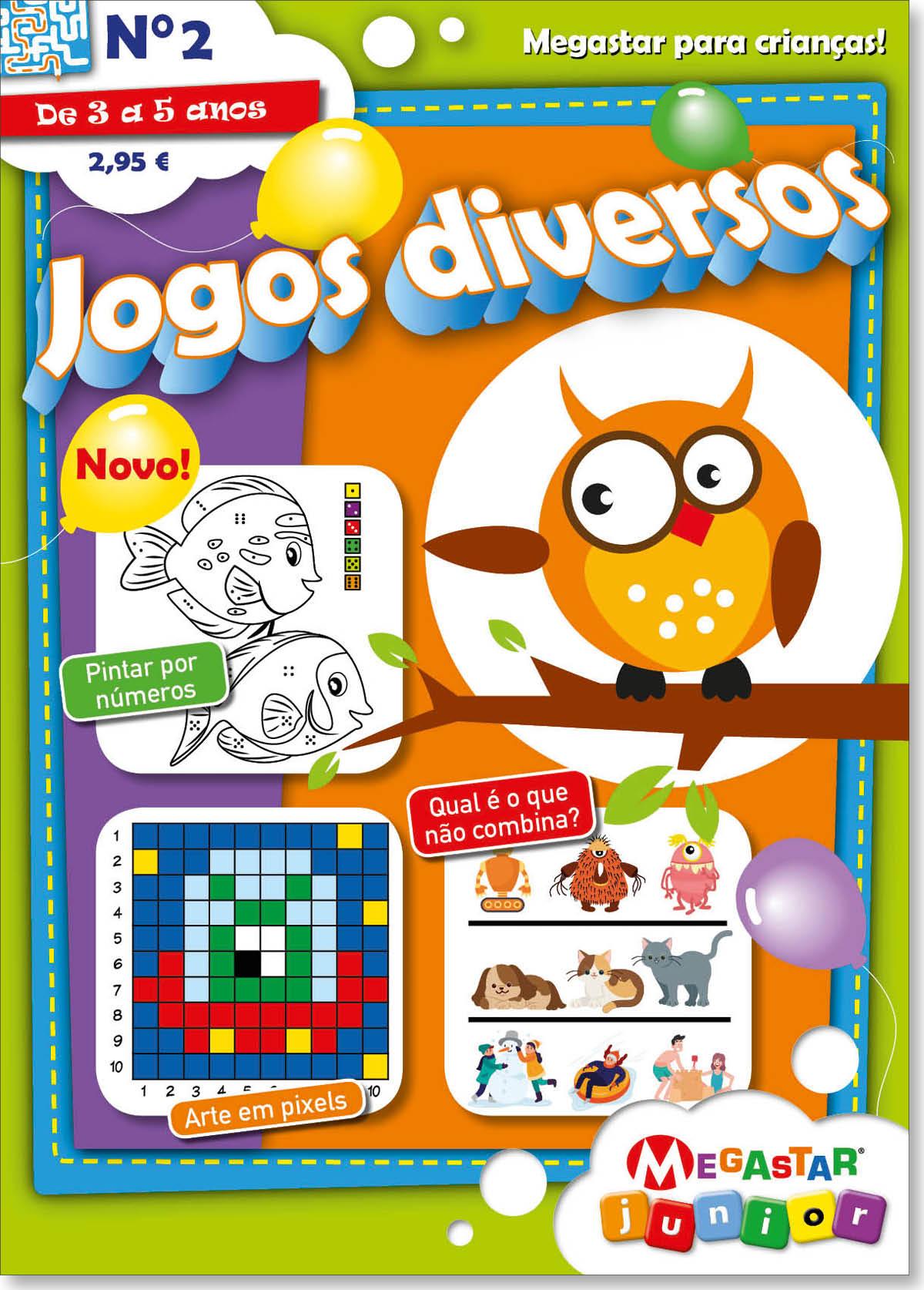 JOGOS DIVERSOS