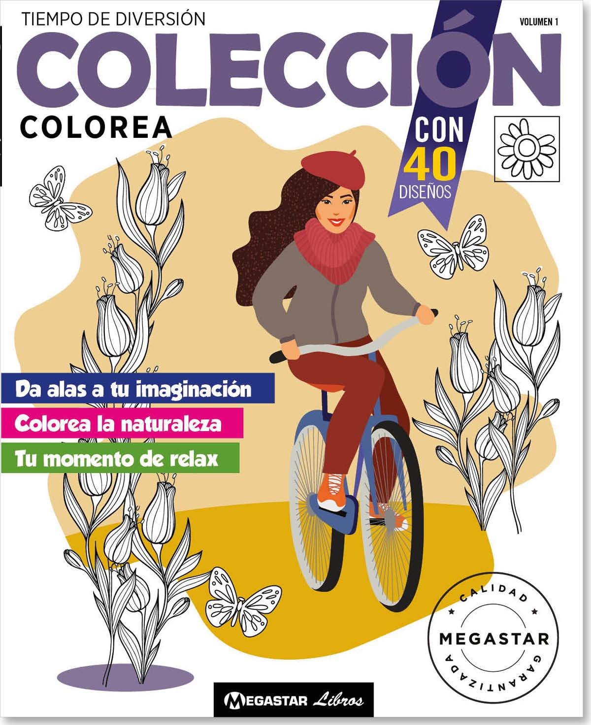Colección Colorea vol1