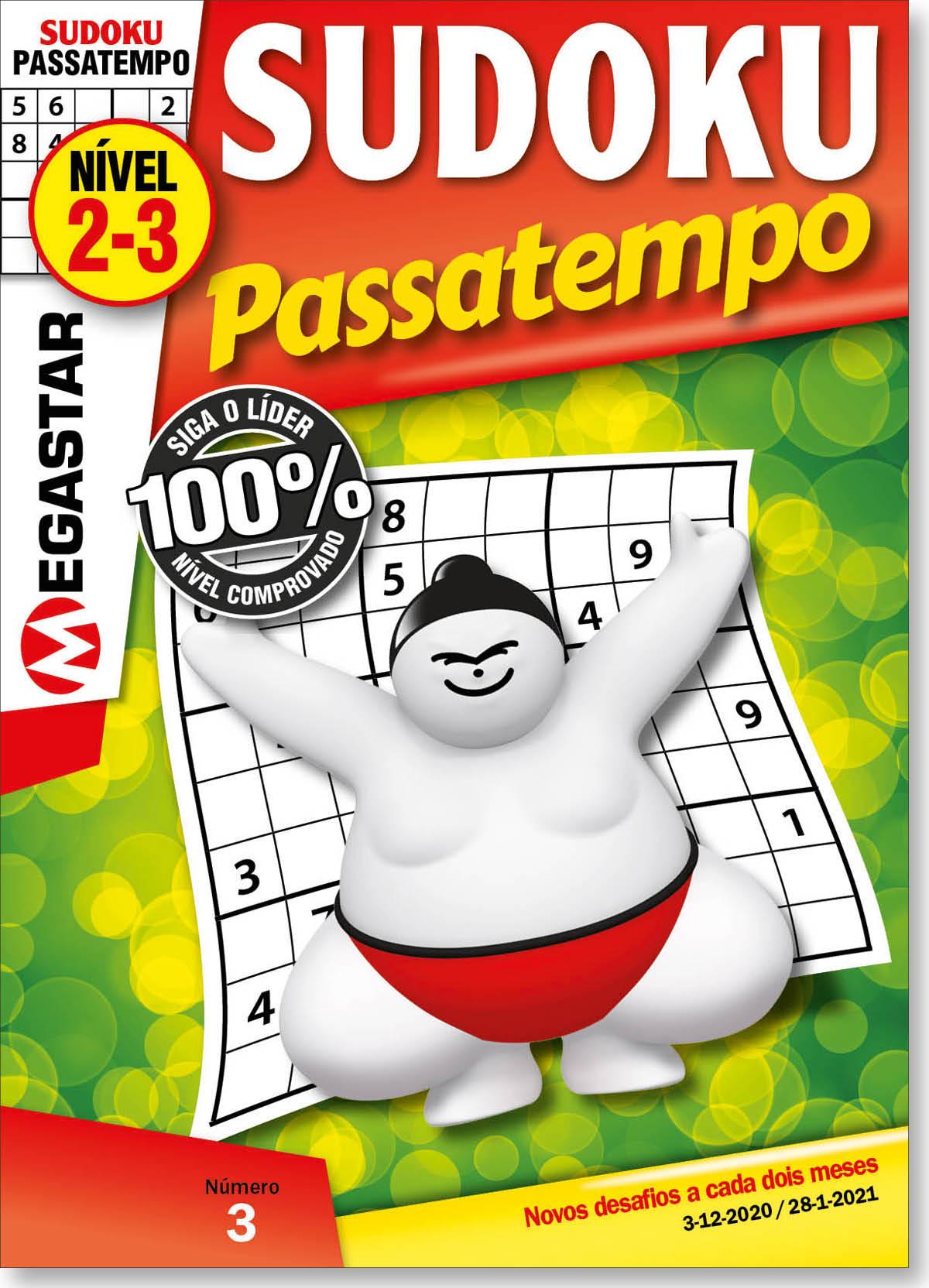 Sudoku Passatempo 2-3