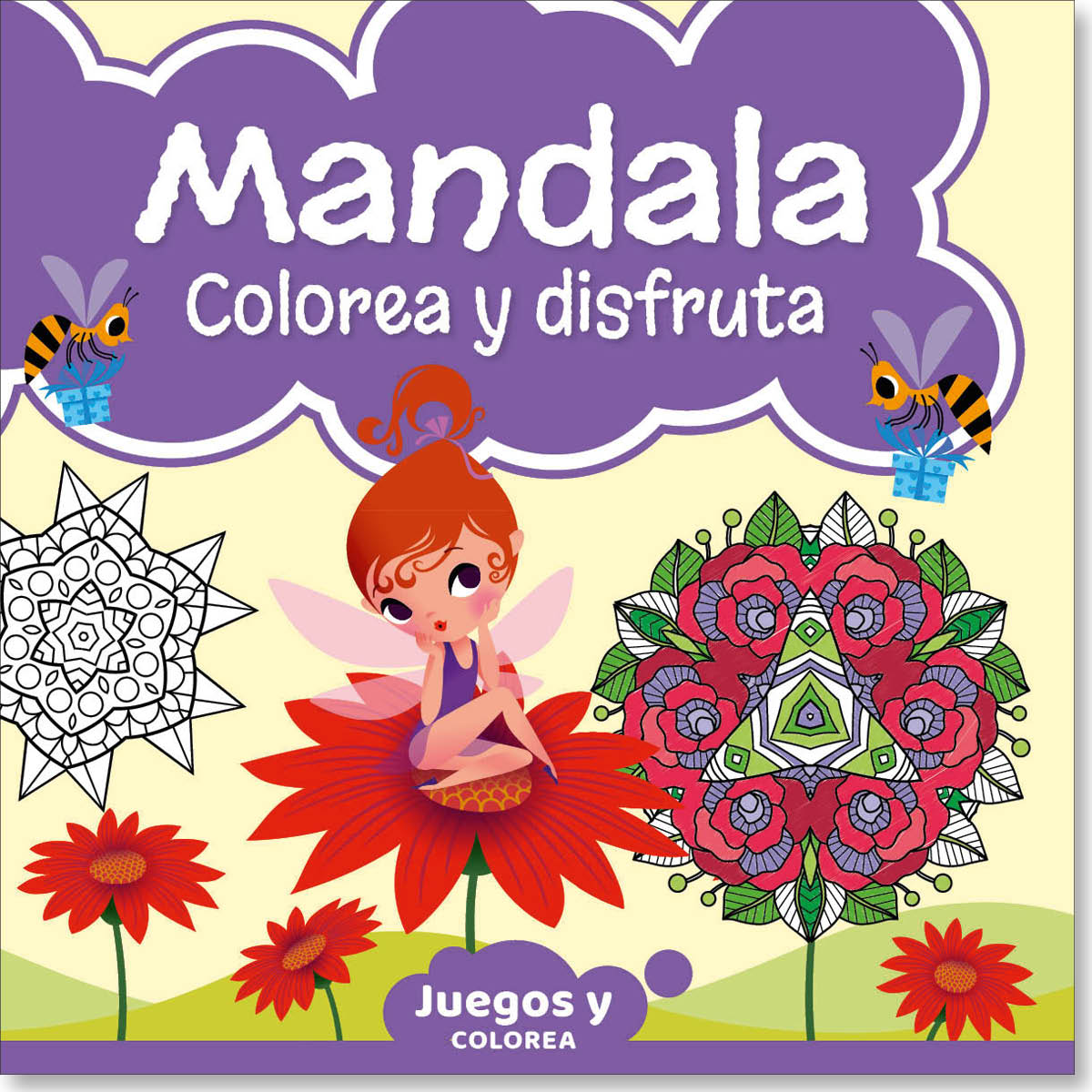 Mandala Colorea y Disfruta vol1