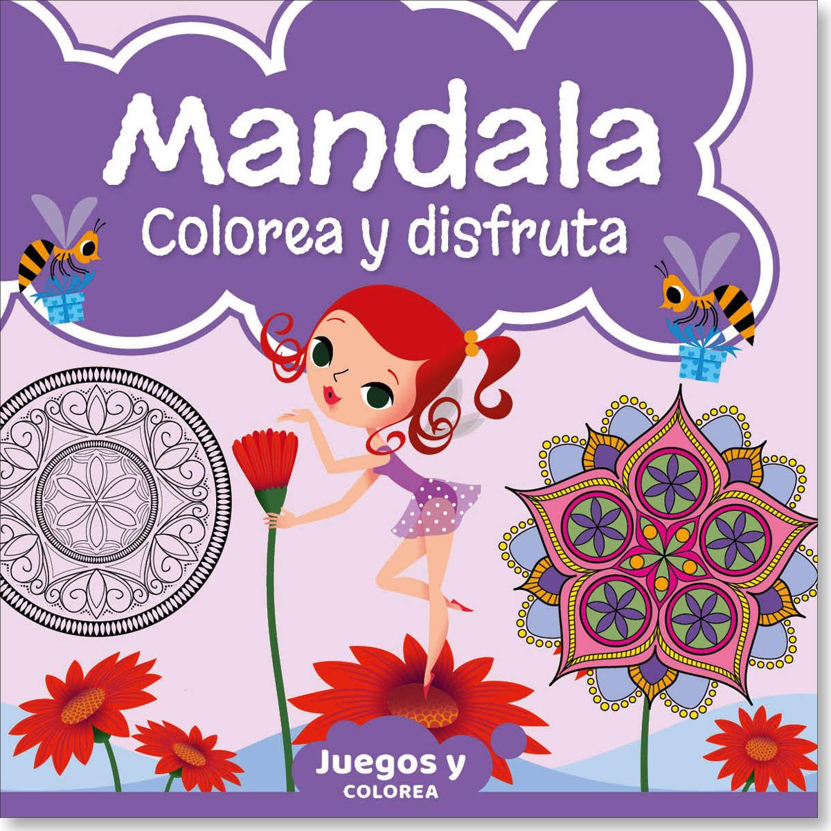 Mandala Colorea y Disfruta Vol2
