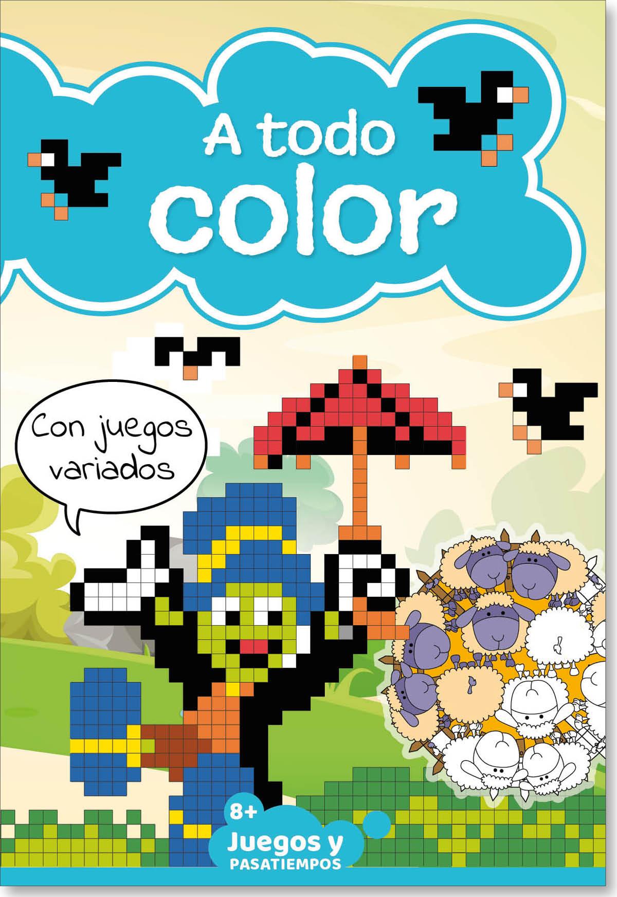 A todo color vol1