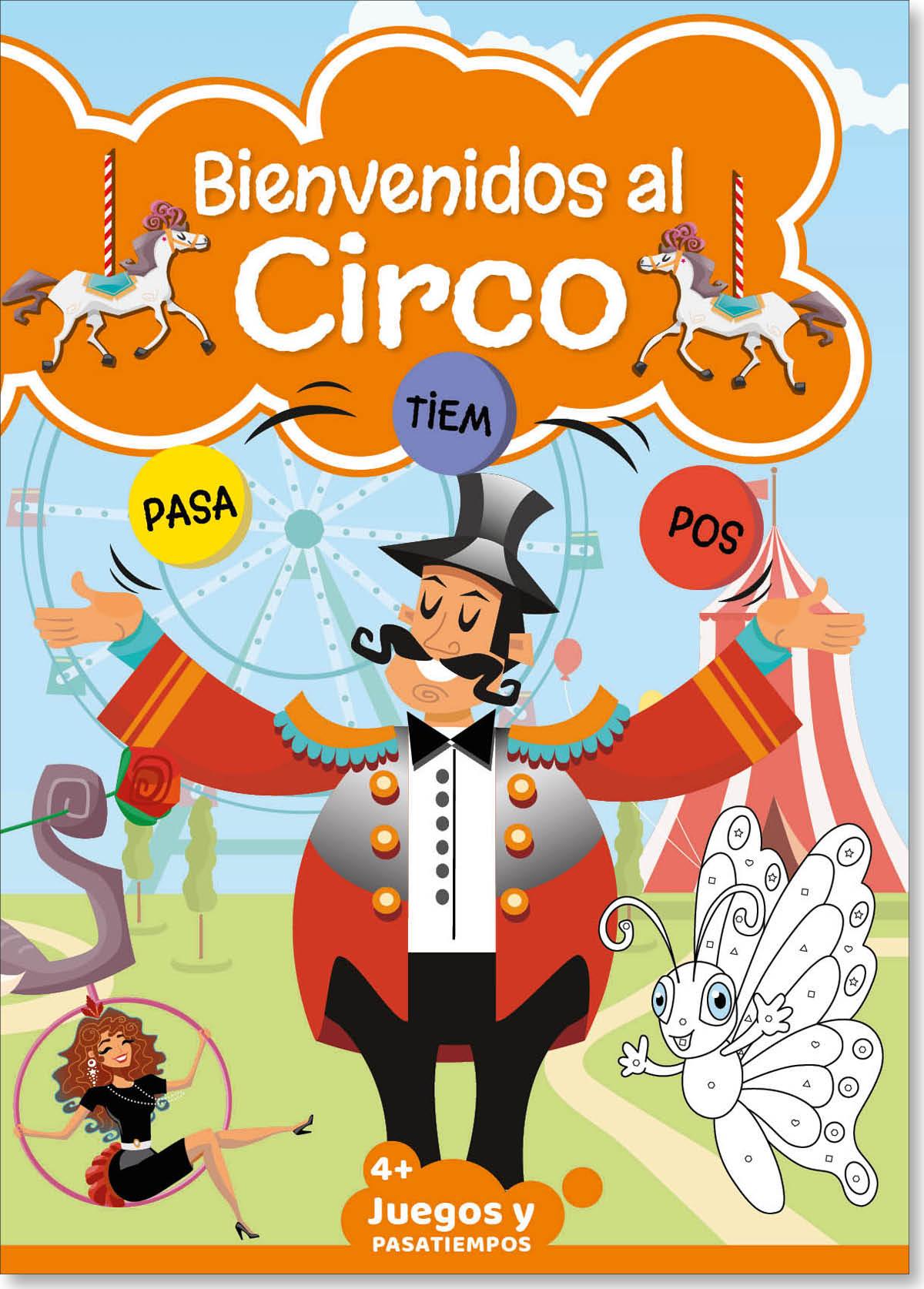 Bienvenidos al Circo vol2