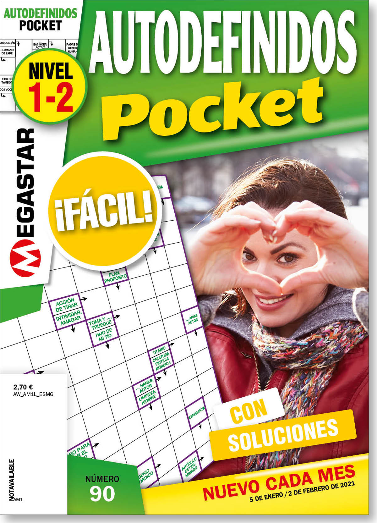 Autodefinidos Pocket 1-2