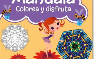 Mandal - Colorea y Disfruta VOL3
